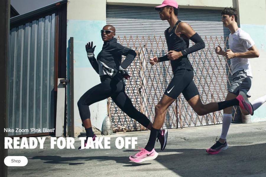 Nike耐克 | 低至6折折扣区+额外20%OFF,死忠男粉来囤货啦!
