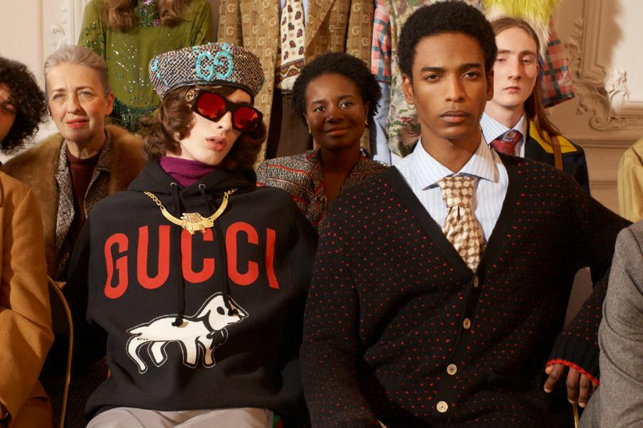 Gucci   经典款印花T 200镑折扣入手!折上额外8折限时有,还有些超多经典款在线