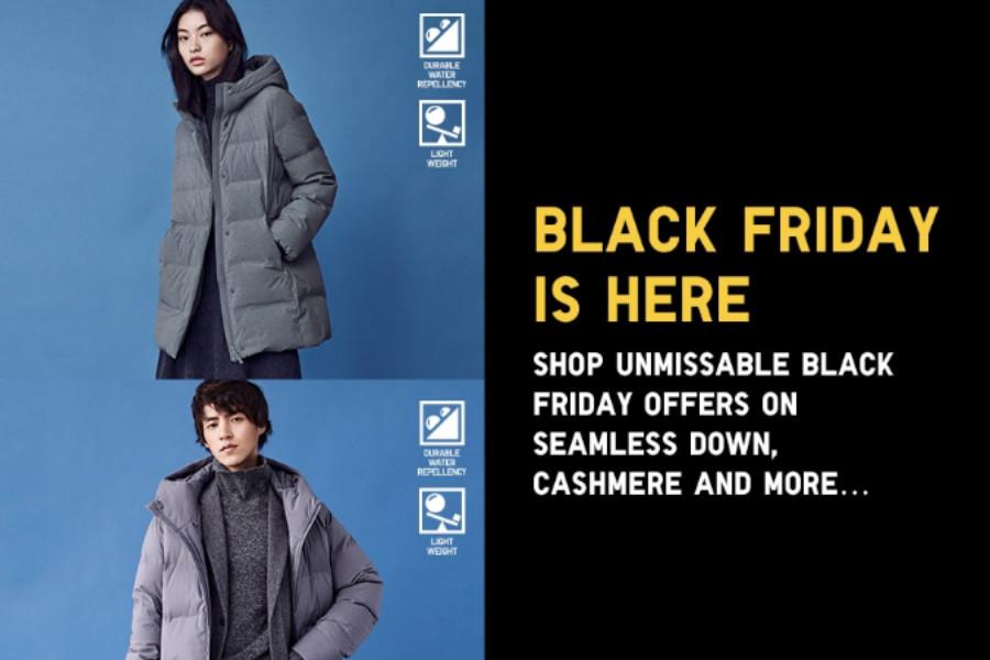 UNIQLO 优衣库 | 黑五羽绒、Cashmere等都在折扣中,U系列也在折扣中!