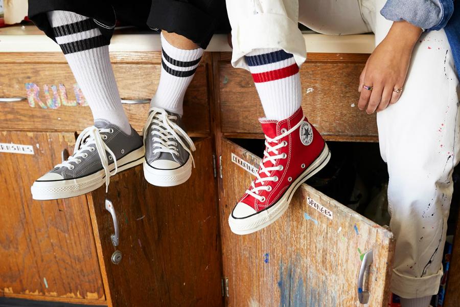 Converse | 低至6折,1970s配色超多,人气合作款也在