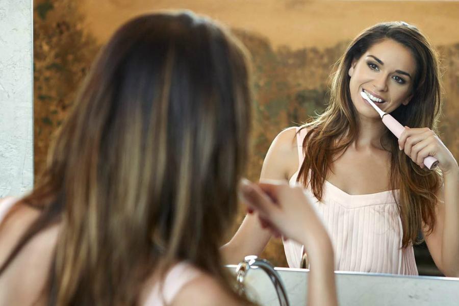 Philips | 钻石亮白电动牙刷2019最新款仅£89,四色都有!