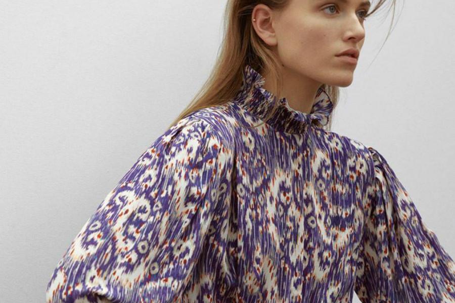 Ganni博主很爱的时髦品牌75折收!新款连衣裙、笑脸T折扣收!