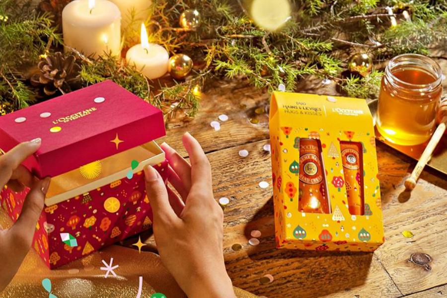 L'Occitane | 春节大促全场免邮+两款满赠限量节日礼盒属于你