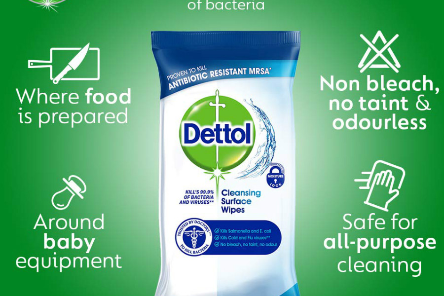 Amazon | 消毒湿纸巾5折囤,病毒细菌都杀死,清洁每一天!