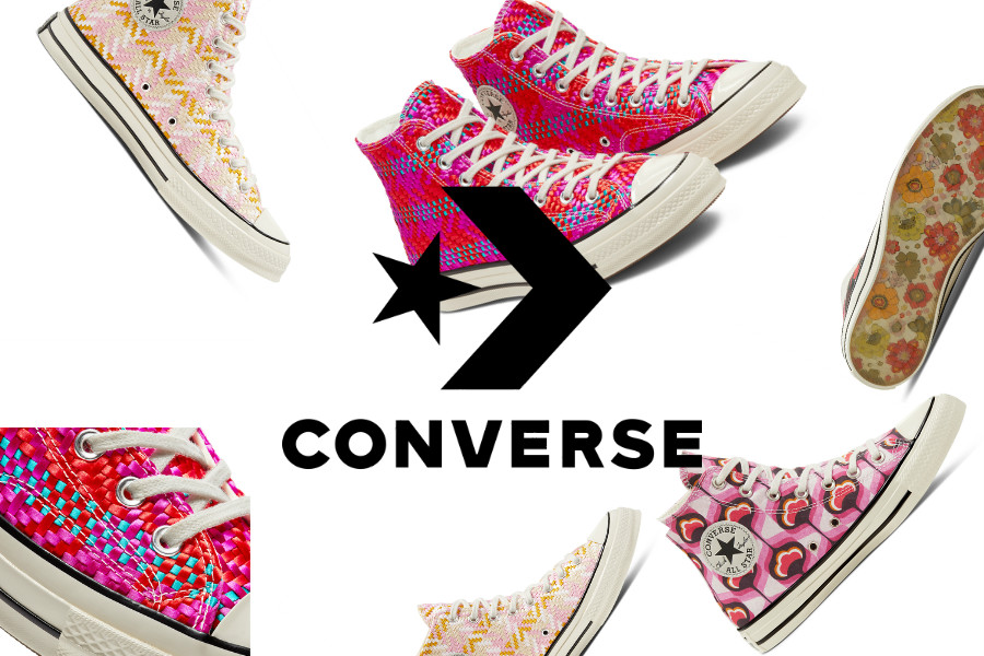 Converse 匡威 | 情人节爱心系列球鞋上线!值得收藏的LOVE系列啦