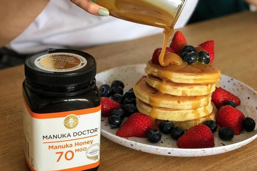Manuka Doctor麦卢卡 | 低至35折,买70MGO养胃蜂蜜送胃肠调理补给胶囊!