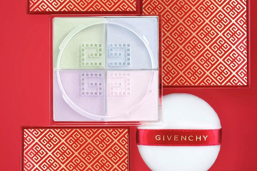 Givenchy纪梵希美妆 | 全线75折,限定4宫格散粉£30入手!