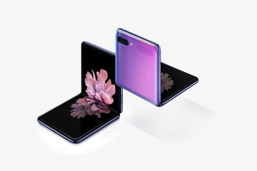 EE   断货王三星翻盖折叠屏Galaxy Z Flip合约机上线,最低仅£30即可入手