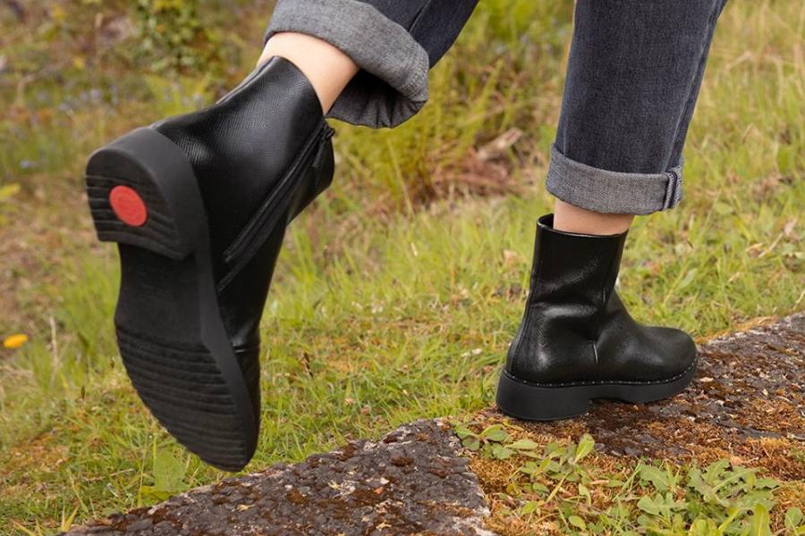Fitflop | 精选靴子限时75折,专利设计时尚又超舒适!