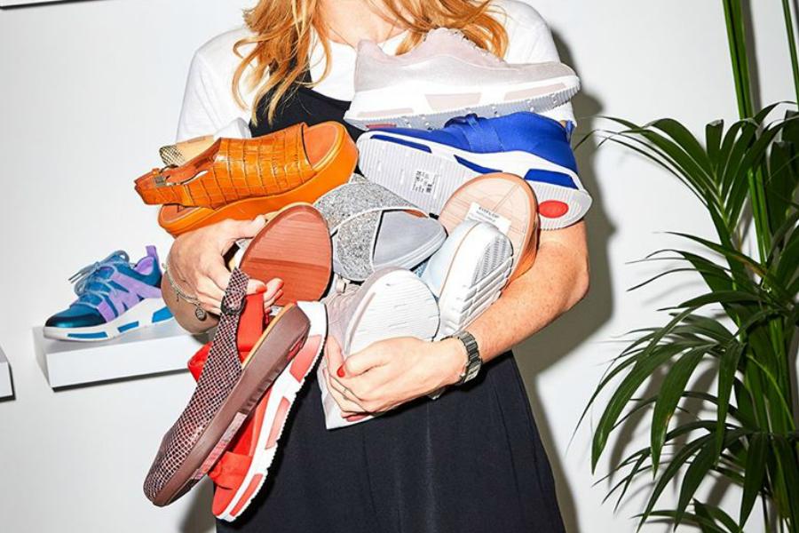 Fitflop | 英国塑身鞋品牌正价女款满£150立减£30,舒适度满分!