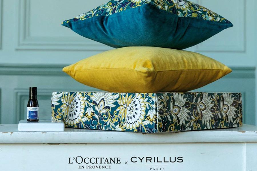 L'Occitane欧舒丹 | 满£40送价值£32.5的家居产品,包括精美靠垫及助眠喷雾