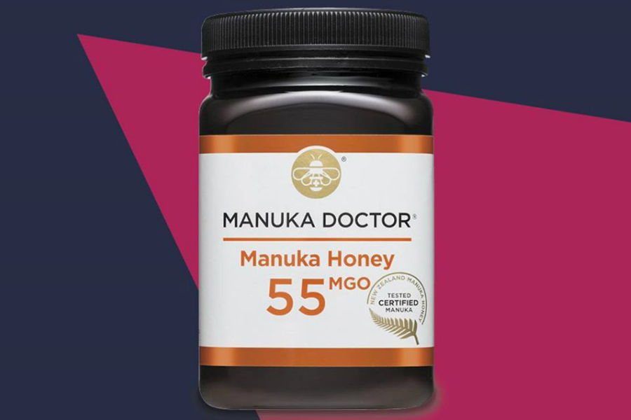 Manuka Doctor | 低至35折,原价£60的500g装55MGO麦卢卡蜂蜜折后只需£21!