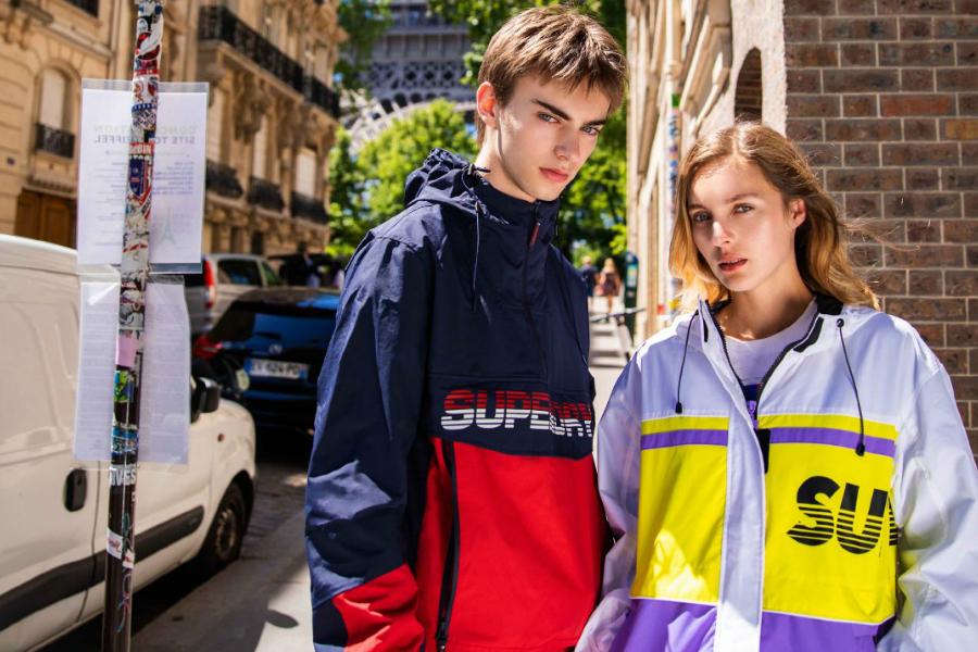 Superdry   大促低至4折,男女款卫衣、T恤等超多款参加,日常穿搭必备