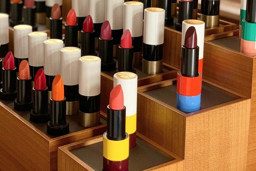 Hermes彩妆 | 口红9折+限时免邮!买不起它家包包,但口红一定要拥有!