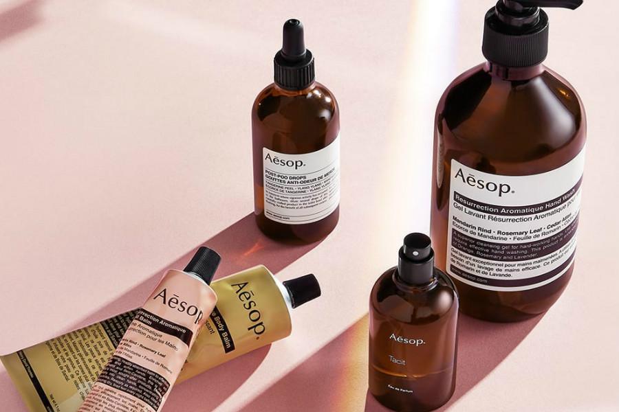 Aesop | 伊索8折,收成分天然,用着超安心的网红护肤品!