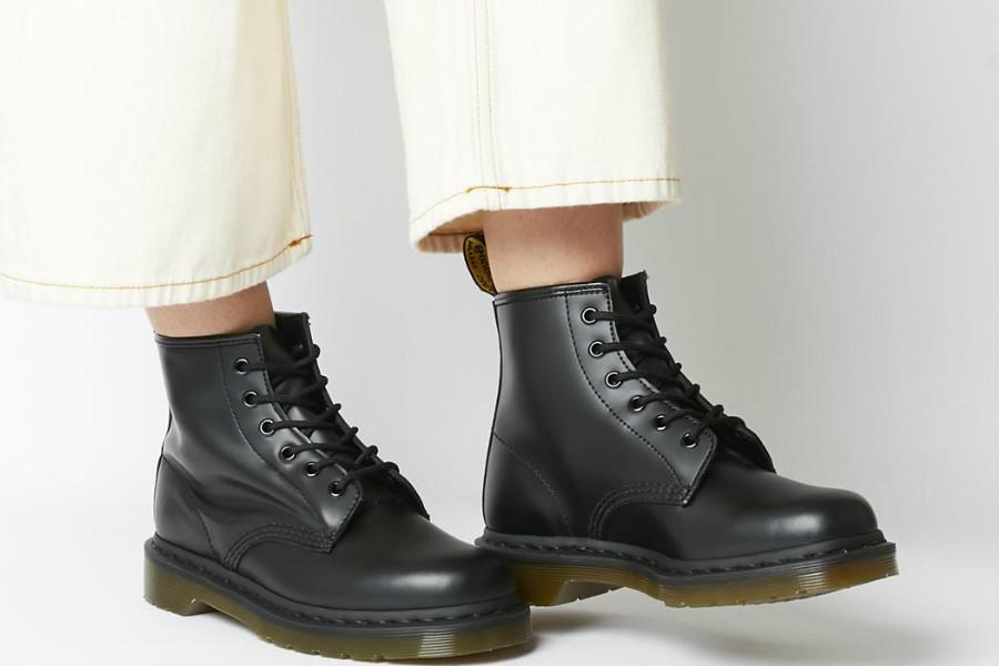 Dr. Martens | 精选靴子低至75折,经典又舒适,春季搭连衣裙复古又帅气!