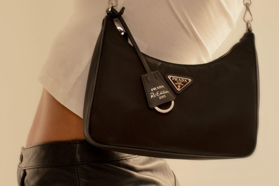 Prada | 服饰、包包、鞋子通通75折,三角标经典款在线优惠,现在买它超值!