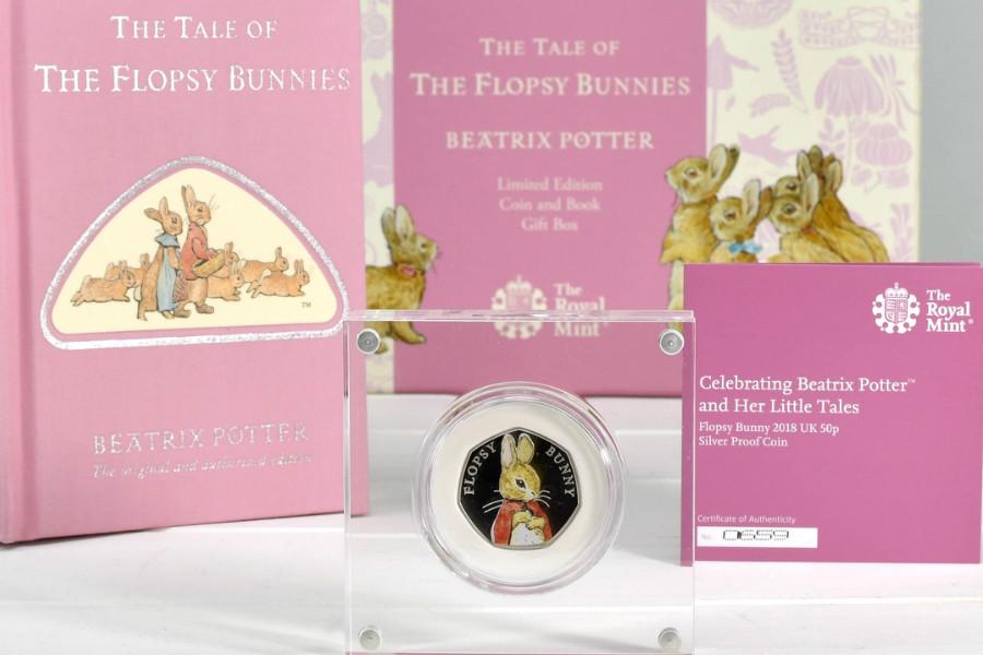 The Royal Mint | 红领巾独家5折,快把彼得兔、帕丁顿熊纪念币带回家!