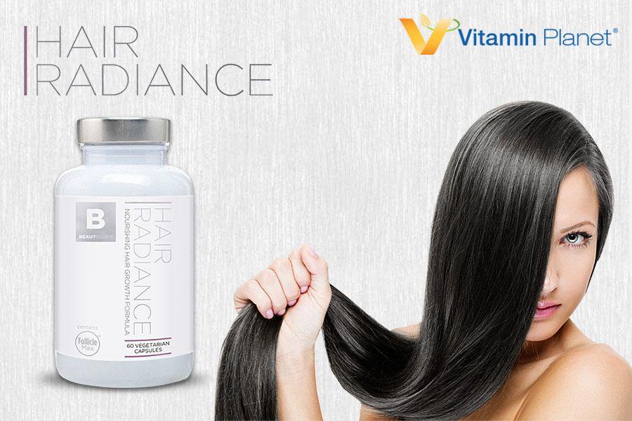 Vitamin Planet | 护发胶囊限时买1赠1,内服方式令秀发重现健康光泽