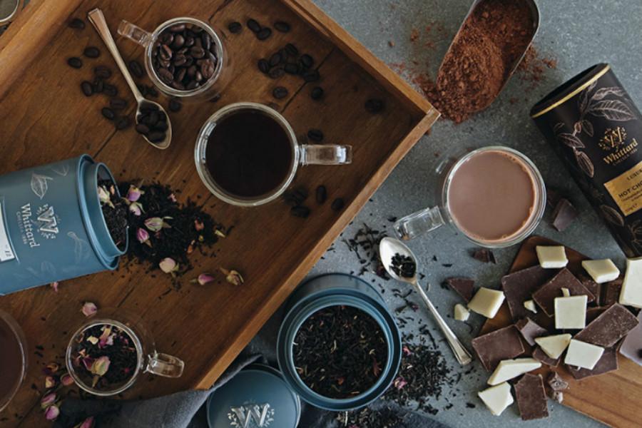 Whittard of Chelsea | 罐装茶叶限时3 FOR 2,惬意的午后就该配一杯果香浓郁的水果茶!
