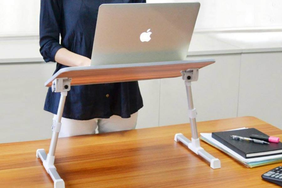 亚马逊会员闪销 | 宅家必备电脑桌板、iPad支架低价选择多!