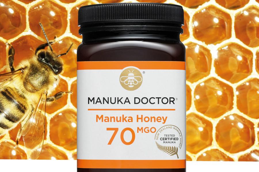 麦卢卡蜂蜜全场9折 + 挤压式蜂蜜£20入!再也不怕挖蜂蜜蹭到小手啦!