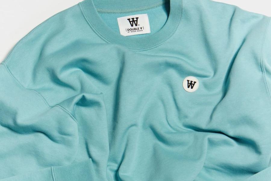 Wood Wood | 北欧当代品牌55折起!纯色帽衫、Logo Tee潮男来入!