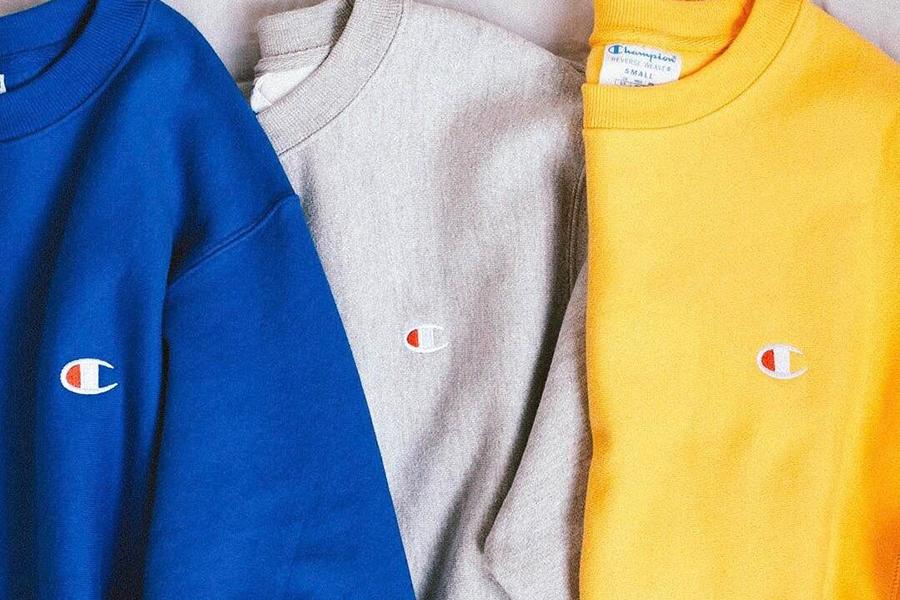 Champion | VIP折扣限时75折!高端系列reverse weave帽衫罕见色都有,超有型格!