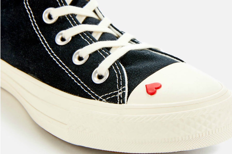Converse | 新款全场78折,彩虹渐变、厚底、拼色款超独特不怕撞鞋!