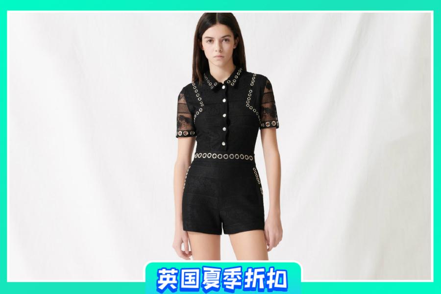 Maje | 美炸天的夏季大促低至5折!收春夏连衣裙、衬衣做优雅法式少女