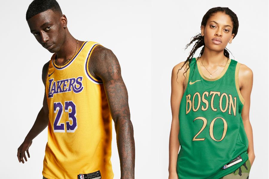 Nike | 篮球、足球系列本周末低至4折,入手湖人、切尔西经典球衣