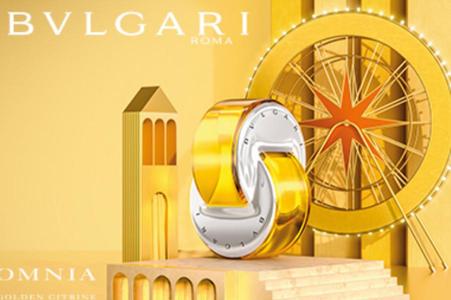 Bvlgari | 全线香氛低至5折,同款水晶系列3支仅£45限时赠礼!