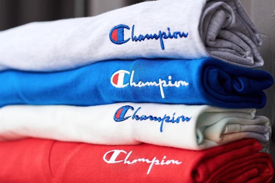 Champion | 低至4折!实火的Logo Tee折后只要£21就上身!