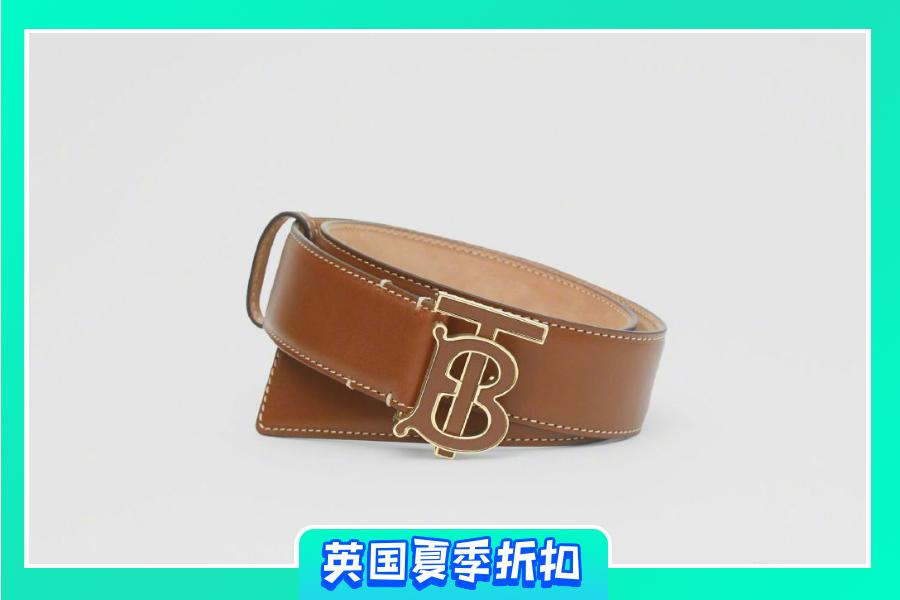 Burberry   夏季大促低至5折,钱包、链条包、腰带等配饰款式全