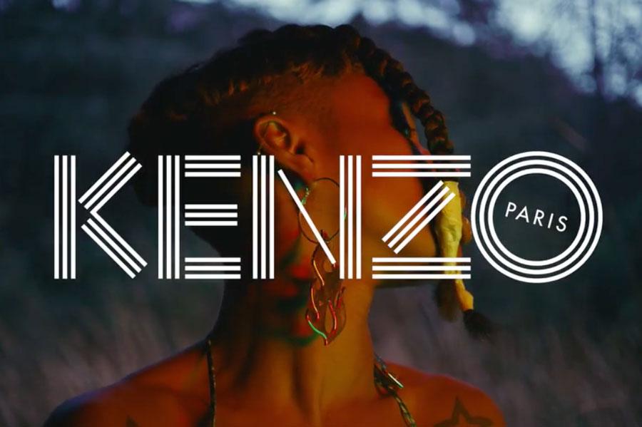 Kenzo | 潮流单品低至4折!经典虎头、Logo系列超低价入