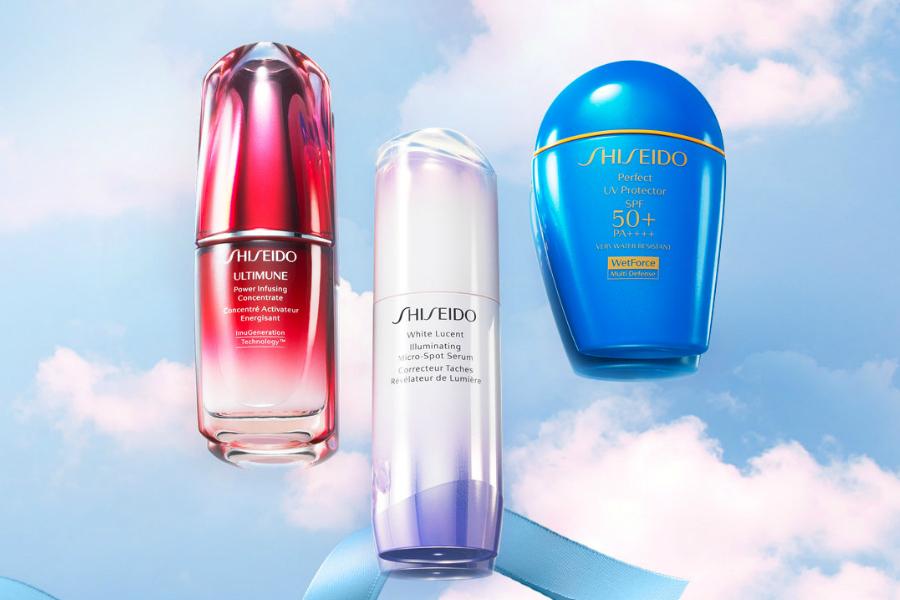 Shiseido资生堂 | 全场无门槛85折!修复能手红腰子最低£55可入手
