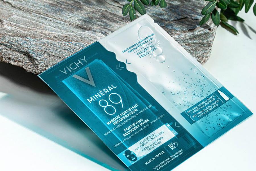 Vichy | 全场低至5折,89能量面膜、好评长效遮瑕粉底等都在