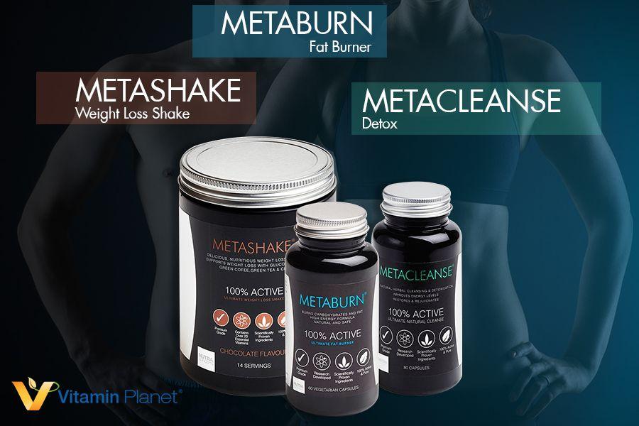 英国热销Metaburn减脂套装40%OFF,折扣入瘦身神器