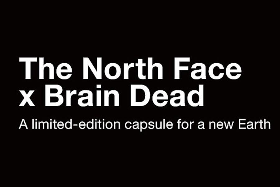 Brain Dead x The North Face联名胶囊系列释出!创意设计时髦满分