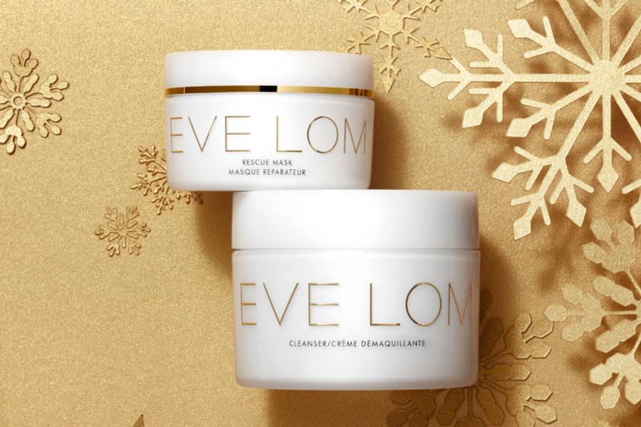 EVE LOM套装低至65折!超值入手招牌卸妆膏与急救面膜