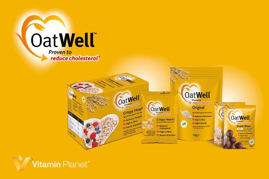 降低胆固醇的OatWell燕麦、零食立享9折!送家长老人的贴心选择!