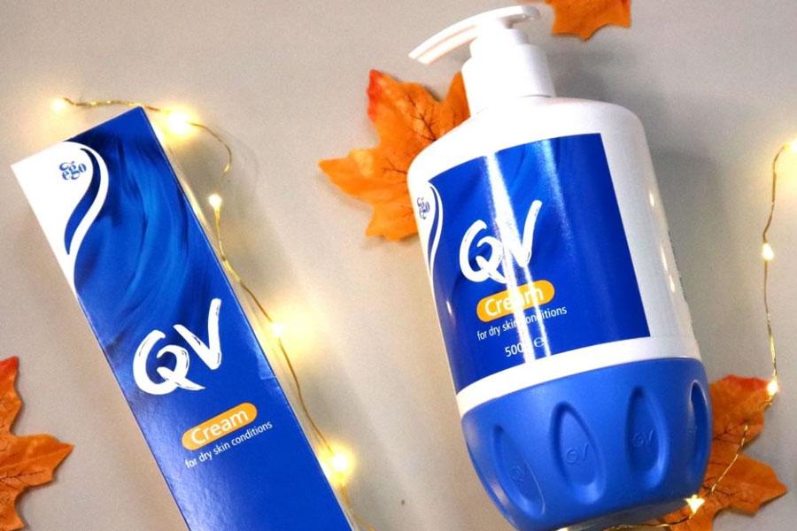 澳洲家庭保养第一品牌QV85折!换季敏感肌肤由QV保湿霜来守护
