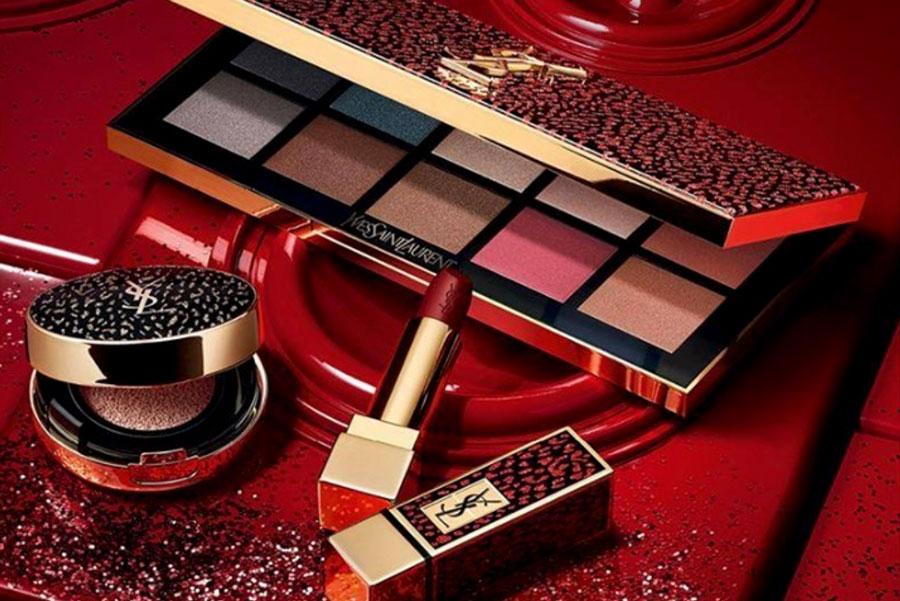 YSL美妆限时全站75折!口红、唇釉、香水、底妆统统到碗里来