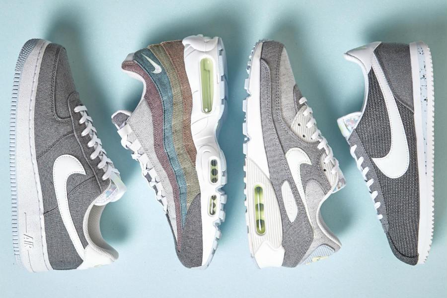 Nike季末折扣单品低至5折!动心潮鞋太多,保你挑花眼