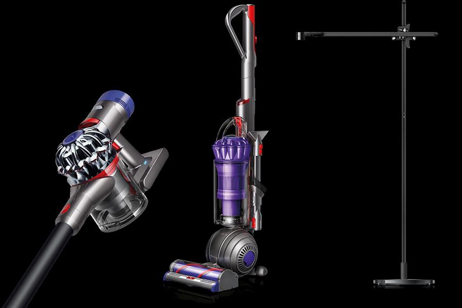 dyson戴森最高立减£150!V8吸尘器£299.99收,买吹风机送底座