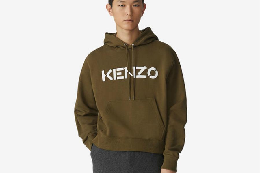 KENZO官网私密大促全场7折!Logo款帽衫、秋冬外套款多码全!