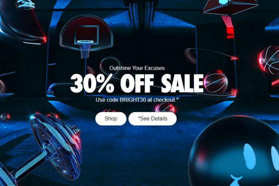 Nike黑五折扣区低至5折+额外7折,入手运动服、React等人气鞋款