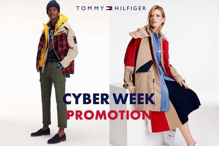 Tommy Hilfiger 8折大促热卖中,新款卫衣、风衣低价入手