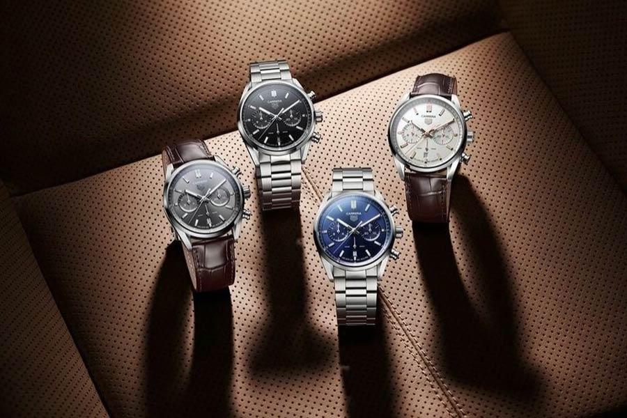 百年老店Goldsmiths大促低至5折!收浪琴、OMEGA、Rado手表