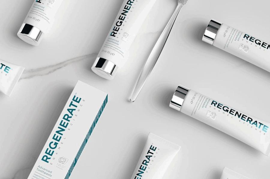 Regenerate牙膏超值闪促67折+额外8折!年度低价保护牙釉质